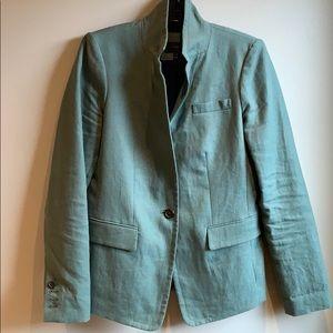 JCrew linen blazer
